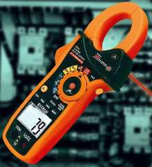 Clamp Meters are offered in 800 and 1000 A series.