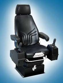 Armchair System optimizes operator comfort.