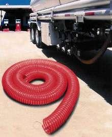 Flexible Gasoline Vapor Recovery Hose is EPA-compliant.