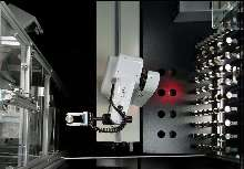 Automation System enables twin spectrometer analysis.
