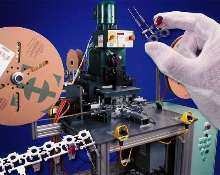Assembly Equipment provides finished electrical assemblies.