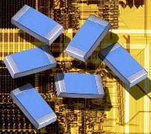 SMT Chip Resistor offers 300 mW rated power.