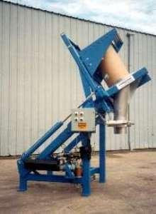 Drum Dumper promotes clean plant environment.
