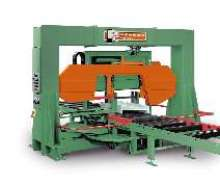 Band Saw Machines handle all structural steel.