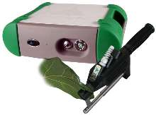 Compact NIR Analyzer is suited for soils and vegetation.
