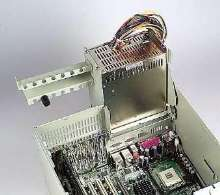 Computer Chassis accommodates ATX motherboards.