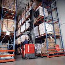 Forklift Truck delivers benefits of AC technology.