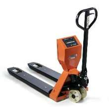 Pallet Truck Scale offers one-step transport.