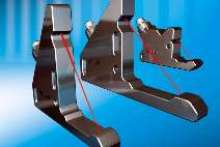 Thru-Beam Sensors withstand high-impact applications.