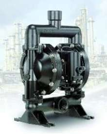 Diaphragm Pump offers stall-free air valve technology.