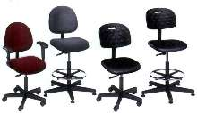 Chairs and Stools provide ergonomic seating solution.