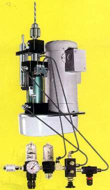 Multifunctional Drill provides self-contained solution.