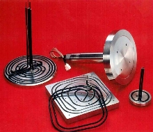 Heated Parts suit high process temperature applications.