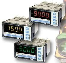 Modular Panel Meters have 3 color display.