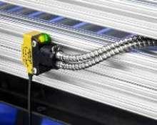 Fiber Optic Sensors withstand harsh environments.