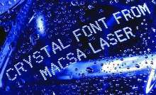 Laser Systems clearly mark various materials.