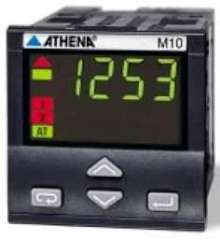 Temperature/Process Controls feature 48 x 48 mm format.