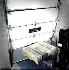 Dock Door features knockout design.