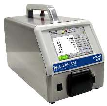 Portable Particle Counters have max flow rate of 2.0 cfm.