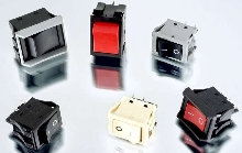 Molded Rocker Switches are certified for TV ratings.