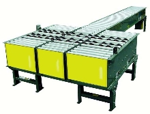 Conveyor Module enables flexible transfer of product.