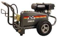 Pressure Washers target commercial industrial market.