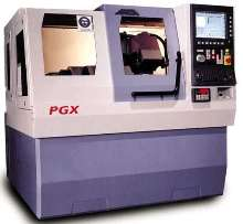 Punch Grinding Machine uses 30 hp spindle for precision.