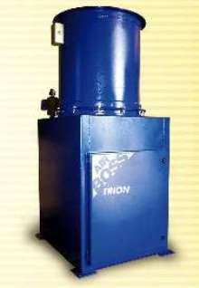 Dust Collection Systems operate from 400-2,000 cfm.