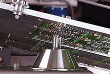 Low-VOC Flux suits lead-free soldering applications.