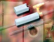 Metal Oxide Resistors offer power ratings from 1-20 W.