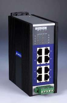 Ethernet Switch facilitates network expansion.