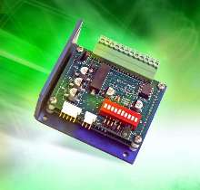 Microstepping Driver includes onboard indexer.