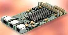 Processor PMC Module is based on PowerPC 440GX processor.
