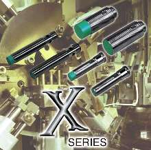 Inductive Proximity Sensors offer sensing range of 6-40 mm.