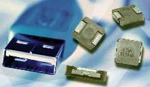 SMT Inductors have saturation currents up to 40 A.
