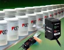 UV Sensor detects presence of fluorescent agents.