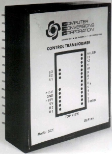 Synchro Modules digitally control analog servo systems.