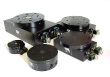 Pneumatic Rotary Actuators feature flange stop design