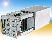DAQ System offers Ethernet-enabled data transfers.