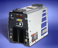 Inverter Stud Welder can perform four 5/8 in. studs/min.