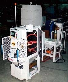 Flow Blast System suits single-piece flow production.