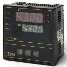 Temperature Controllers feature 18-bit A/D converter.