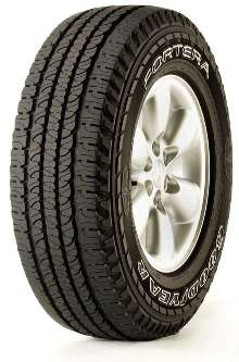 SUV Tires combine smoothness of ride and durability.
