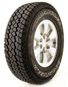 SUV/Truck Tires provide smooth ride in extreme weather.