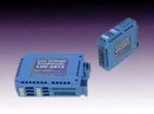 Signal Conditioner supports LVDT, RVDT, or VRT sensors.