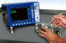 Crack Tester enables 100% on-line inspection.