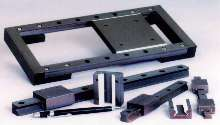 Linear Slides and Table Assemblies feature quiet operation.