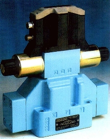 Directional Control Valve incorporates on-board electronics.