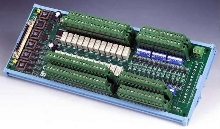 External Isolation I/O Modules suit harsh environments.