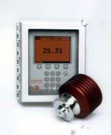 Process Refractometer utilizes power of Ethernet.